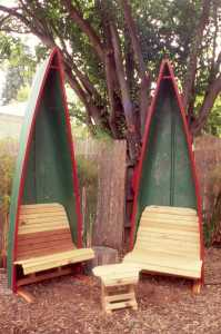 Canoe Chairs